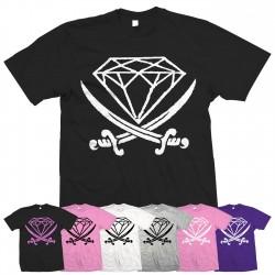 Tee-shirt homme Diamant Sabre