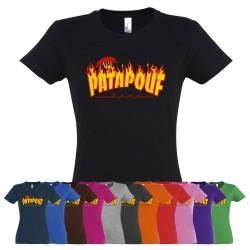 Tee-shirt femme Patapouf...