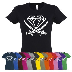 Tee-shirt femme Carnage...