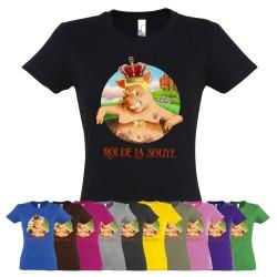 Tee-shirt femme Biffty -...