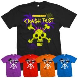 Tee-shirt homme Crash Test